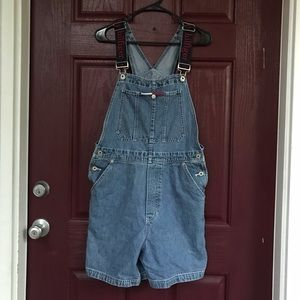 Tommy Hilfiger overall shorts!